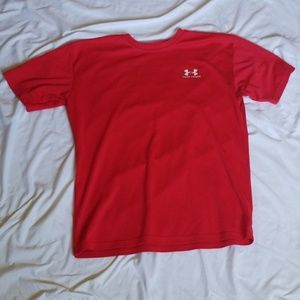 Under armour quick dry athletic tee